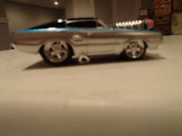 LOOSE MUSCLE MACHINES BLOWN 1966 DODGE CHARGER  1:64
