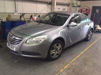 Vauxhall insignia 2.0 CDTI EcoFlex Sat Nav