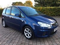 2008 Ford C-Max 1.8 16v Style, 67K MILES, FULL SERVICE HISTORY, NEW MOT, LOADS OF EXTRAS!