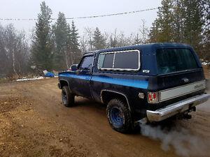 1987 Chevrolet Blazer Other