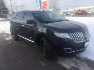 2013 Lincoln MKX Special Edition SUV, Crossover