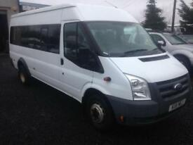 Ford TRANSIT only 47,000 miles NO VAT euro 4 115 T430 2011 11