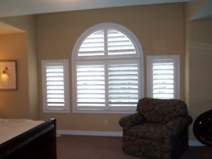 California Shutters, Blinds & Shades! Free Estimate! 6477860121