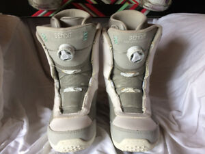 Womans Snowboard Boots