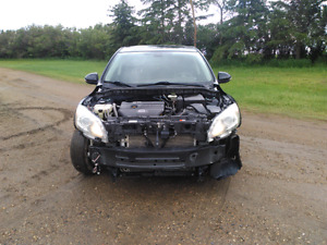2010 mazda 3 sgi write off