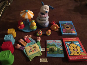 Baby/Toddler Books/Toys (ad T-11)