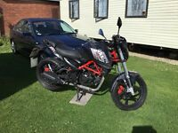 GRS 125 ccm KSR MOTO