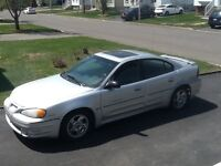 2002 Pontiac Grand Am GT Berline