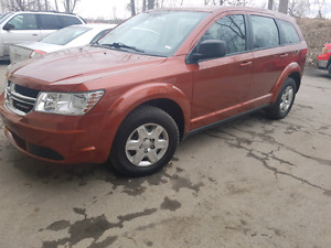 2012 Dodge Journey Safety and E-test