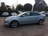VERY LOW MILEAGE 2007 FORD MONDEO ZETEC 2.0TDCi 130 AUTO DIESEL 17 ALLOYS