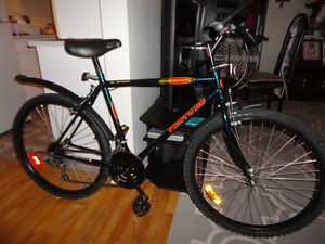 Great Adult Size Commuter Mountain Bike With Fenders!