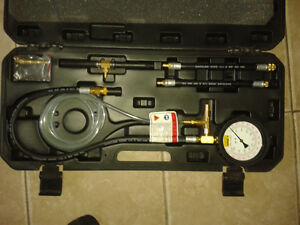 Multi-Port Fuel Injection Pressure Tester