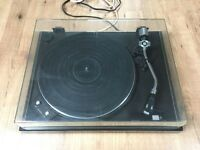 Sharp Stereo Turntable RP-1122 Vintage Vinyl Record Player