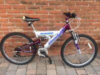 "Klondyke 24"" mountain bike"