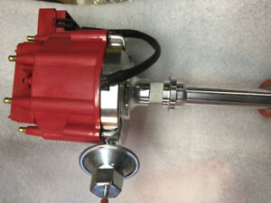 HEI Distributor CHEV AND FORD, and MSD DISTR. Taylor wires