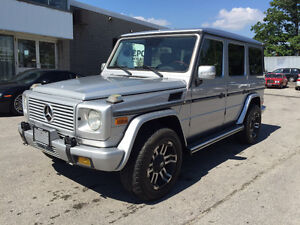 2003 Mercedes G500 - BLOW OUT!!