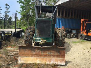 Price reduced to sell Franklin 130 cable skidder