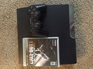 PS3 160GB/Black ops 2/ Controller