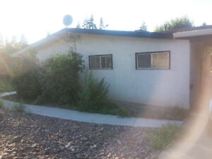 Aug. 1. - Coldstream Rental - 2 Level, 2BR + Den with Closet