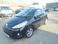 Peugeot 207 1.4 75 Envy 3 DOOR - 2011 11-REG - FULL 12 MONTHS MOT
