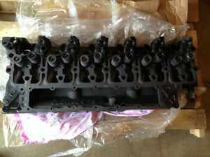 REBUILT CUMMINS CYLINDER HEAD FOR 6BT 5.9 MARINE DIESEL