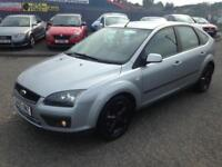 05 FORD FOCUS 1.6 TDCI ZETEC CLIMATE 5DR METALLIC SILVER