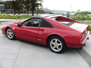Fiero 1985 (Kit Ferrari 328 GTS)