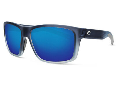 NEW Costa Del Mar SLACK TIDE Bahama Blue Fade & 580 Blue Mirror Glass 580G