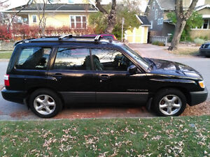 REDUCED* 2001 Subaru Forester S - AUTOMATIC - AWD, Keyless Entry