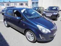 2012 Vauxhall Corsa 1.3CDTi 16v ( 75ps ) ( a/c ) ecoFLEX SE Finance Available