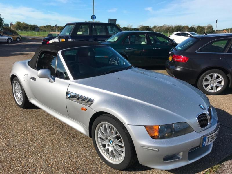 bmw z3 2 8 sports con in gosport hampshire gumtree. Black Bedroom Furniture Sets. Home Design Ideas