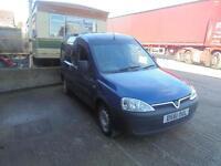 Vauxhall Combo 1.3CDTi 16v ecoFLEX 1700 - 2011 11-REG - 5 MONTHS MOT