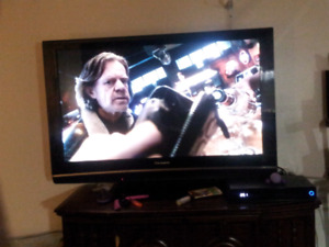 46 inch panasonic  tv