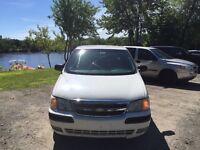 2003 Chevrolet Venture Fourgonnette, fourgon xl allongé