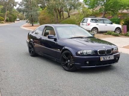 Eoi Bmw 323ci Weetangera Belconnen Area Preview