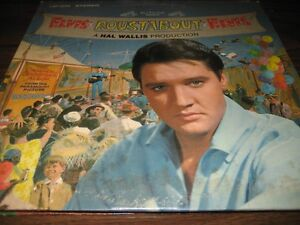 Reduced price ELVIS LP ROUSTABOUT