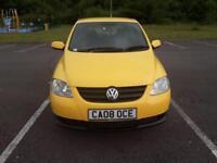 VW FOX 1.2 URBAN 3 DOOR HATCH