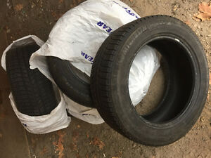 Michelin X-Ice 2 Snow tires 235/55 R17 Peterborough Peterborough Area image 5
