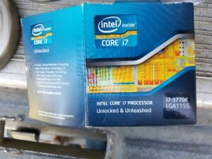 Intel i7 Stock Cooler (came with my i7-3770k) *NEW