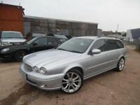 JAGUAR X TYPE SPORT 2.2 DIESEL ESTATE