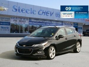 2017 CHEVROLET CRUZE PREMIER - Leather, Heated Seats, Bluetooth