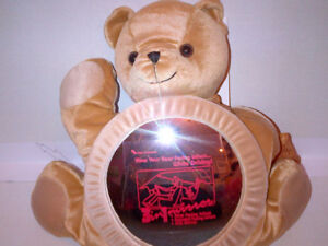 """NEW Infant Car View Mirror """"Teddy Bear"""" NEW NEVER USED!!!"""