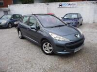 2006 Peugeot 207 1.4 16v 90 SE, 5 DOOR HATCHBACK, 12M MOT, EW CD RCL 2x KEYS