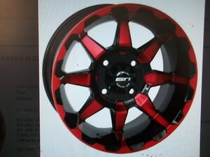 KNAPPS in PRESCOTT has Lowest price on 14 INCH  STI HD6 RIMS Kingston Kingston Area image 4