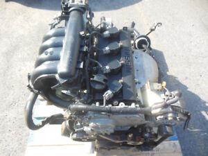 Moteur 2.5L avec installation Nissan Sentra 2002-2006