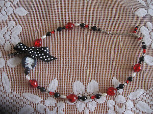 """"""" BETTY BOOP """" NECKLACE FOR KIDS"""