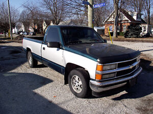 Chev Pickup Truck For Sale