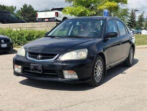 2005 Acura EL Premium Lthr at