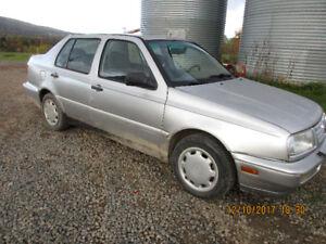 1998 Volkswagen Jetta Sedan