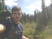 Looking for a place to camp in Whitehorse
